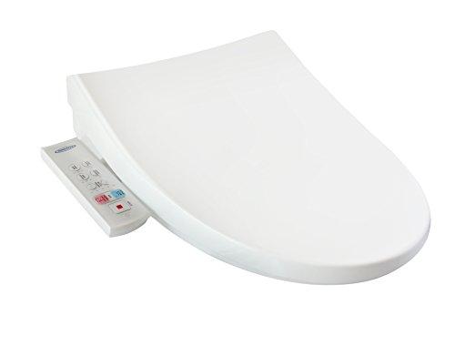 Feel Fresh HI-4600WT PERSONAL HYGIENE SYSTEM Bidet Toliet Seat, White