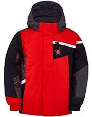 Spyder Active Sports Boys Mini Challenger Ski Jacket