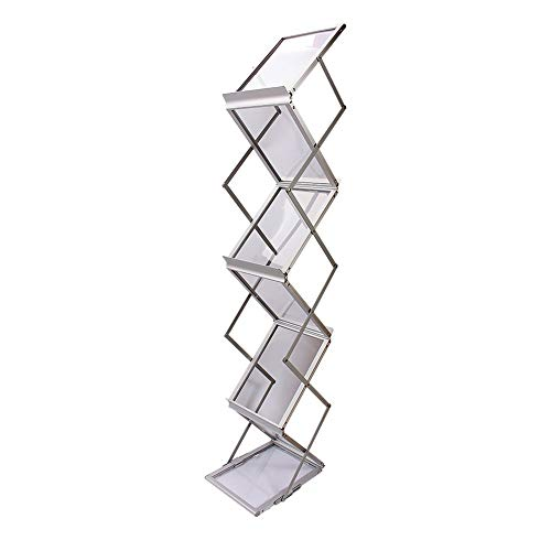 - Phones Accessories - A4 Show Display Stand Folding Literature Brochure Rack Exhibition Leaflet Holder Accessroy - Weddings Cell Sports Toys Health Phones Accessories Electronics Girls Gar