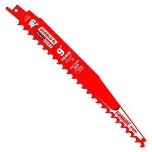 DS0903CP10 Carbide Tipped Pruning & Clean Wood Blade, 9''