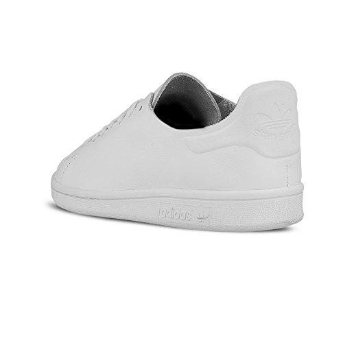 Adidas S76544 para Nude Zapatillas White Stan Smith Mujer Deportivas Green xCqx7Z