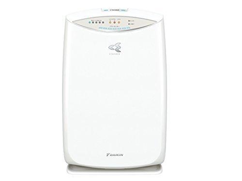 DAIKIN 住宅用加湿空気清浄機 標準タイプ 加湿ストリーマ MCK55R-W B00NTSW3GE