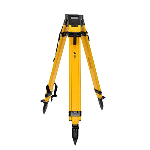 - AdirPro Heavy Duty Wood/Fiberglass Tripod with Quick Clamp Fasteners