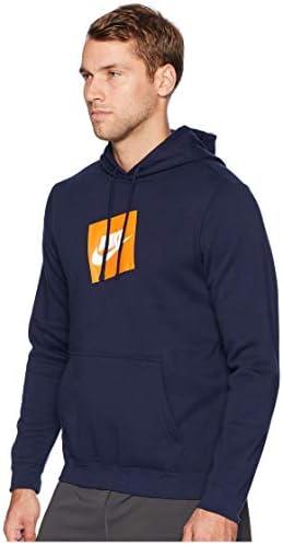 メンズ パーカー・スウェットシャツ NSW Hybrid Hoodie Pullover Fleece [並行輸入品]