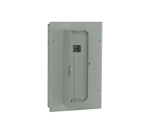 GE Energy Industrial Solutions TM2010CCU Main Breaker Installed Load Center Combination Cover, 100-Amp