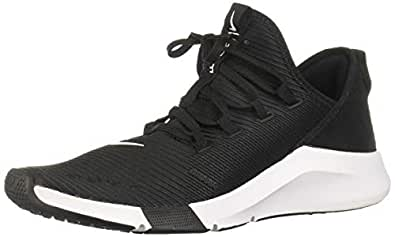 Nike Womens Air Zoom Elevate Running Trainers AA1213 Sneakers Shoes (UK 4 US 6.5 EU 37.5, Black White 001)