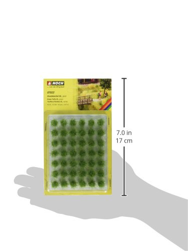 Review Noch 7022 Grass Tufts