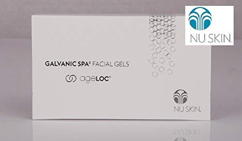 NUSKIN NU SKIN Galvanic Spa Facial Gels with ageLOC NEW