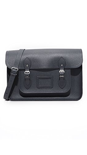 Cambridge Satchel Men's Classic Satchel, Navy, One Size by Cambridge Satchel
