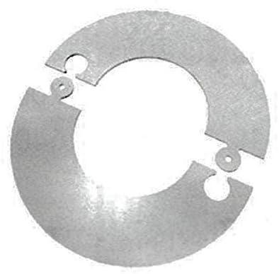 Rosette modular estufa de chimenea / acero inoxidable pellet caldera de gas de combustión D. 160 mm.