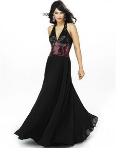 Cheap prom dresses with trains