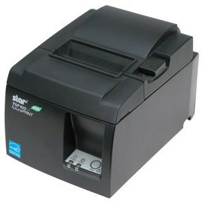 Star Micronics TSP 143IIU ECO - Receipt Printer - Two-Color - Direct Thermal - Roll (3.15 in) - 203 dpi - USB ()