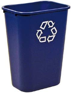 Rubbermaid FG2957 41 Quart Capacity Wastebasket