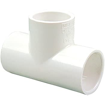 nibco 401 series pvc pipe fitting tee schedule 40