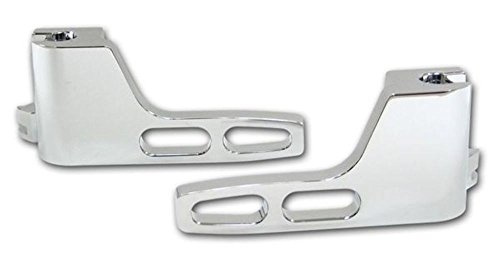 [2005-09 Ford Mustang Smooth Chrome Billet Interior Door Handles] (Pro One Chrome Billet)