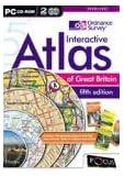 Ordnance Survey Interactive Atlas of Great Britain Fifth Edition