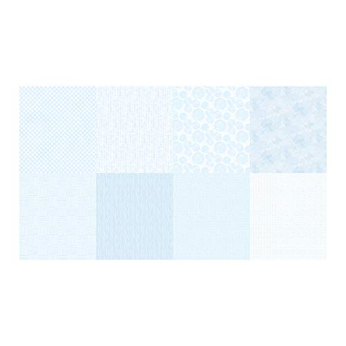 Hoffman Fabrics Digital Details Blender 72'' Panel Mist ()
