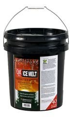 Milazzo Ice Melter (Qik Joe Ice Melter Pail Calcium Chloride Pellets Down To - 25 F 40 Lbs.)