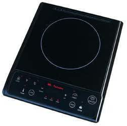 Micro Induction Cooktop in Black, Garden, Lawn, Maintenance