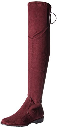 Marc Burgundy Women's Fisher Boot HULIE qwqBRpfr