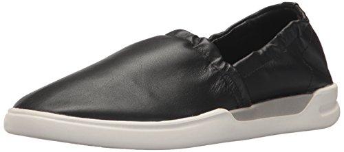Donald J Pliner Women's Gene Sneaker, Black, 9 Medium US