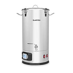 Klarstein Maischfest • Fermenting Kettle • Beer Brewer • Home Brewing System • Home Brewery