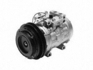 Denso 471-0137 Remanufactured Compressor with Clutch - Pickup A/c Compressor