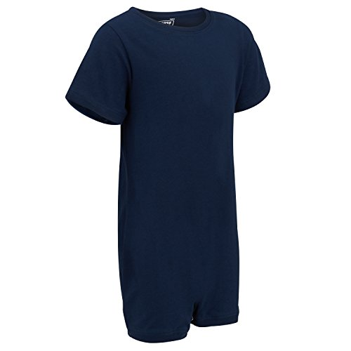 Special Needs Clothing For Older children  - Short Sleeve Bo
