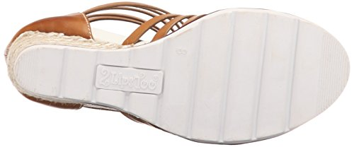 Luggage Too Women Humble 2 Wedge Too Sandal Lips 50EExqO