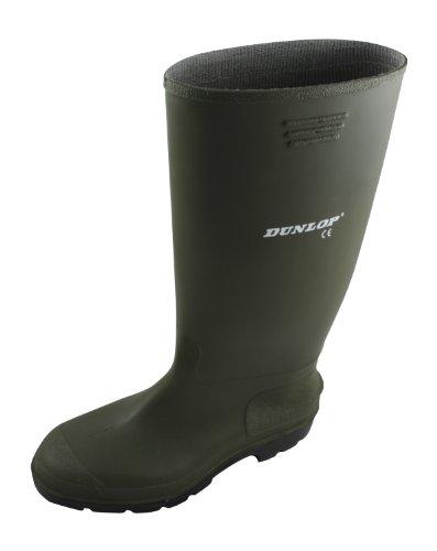 BdriFootwear BBG10 Budget Verde Welly Size 10
