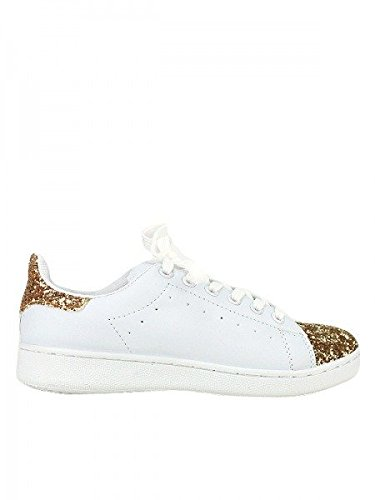reasonably priced running shoes buying now Cendriyon, Basket Blanche QUENN Paillettes Chaussures Femme ...