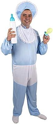 Costumizate! Disfraz de Bebe Adulto Especial para Fiestas de ...