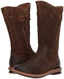 BORN Women's Tonic Rust Distressed Boot