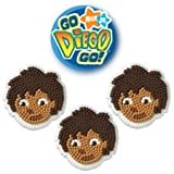 Wilton Go Diego Go! Icing Decorations