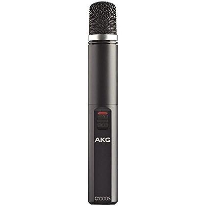Image of AKG C1000S Multi-Purpose Studio Vocal/Instrument Microphone Condenser Microphones