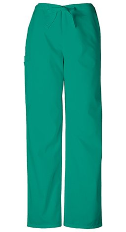 Cherokee Workwear Scrubs Unisex Cargo Pant, Surgical Green, X-Large