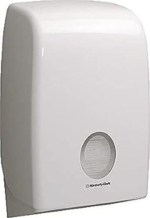 Aquarius Replié Serviette Distributeur-blanc 6945
