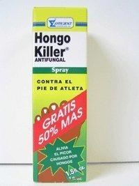 - Hongo Killer Antifungal Spray 1.50 oz ( Pack of 6)