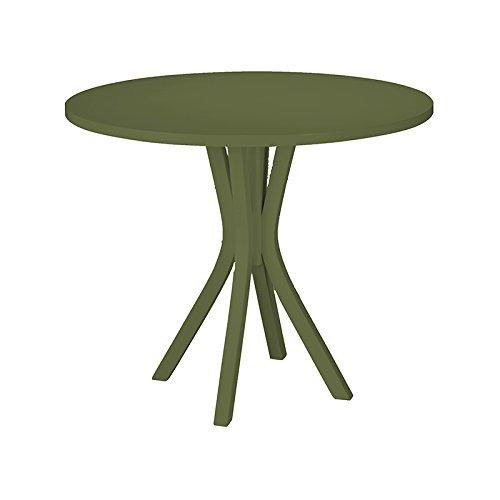 Mesa de Jantar Felice Verde Musgo