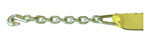 Assembly Anchor (Liftall TE20488 Tiedown, Ratchet Strap Assembly, Chain Anchor)