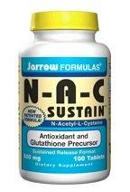 Jarrow Formulas N-A-C Sustain