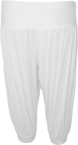 Mujer Pantalones Estilo Har/én 3//4 Tallas Grandes 40-58 WearAll