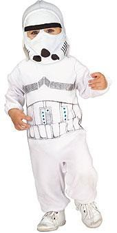 Stormtrooper Costume - Infant