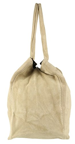 Handbags hombro Bolso de Girly Mujer beige 0UdPwa
