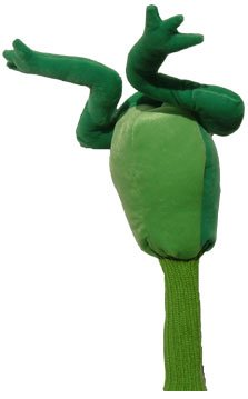 Butthead Golf Club Cover (Frog), Outdoor Stuffs