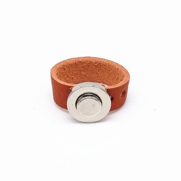 Fishing Superfine Fiber Leather Strong Ring Suction Adjusted