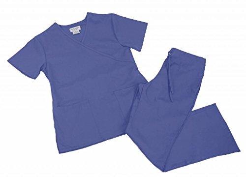 Natural Uniforms Women Flare Medical