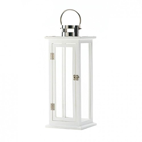 Lantern Hanging, Highland Large Metal Decorative Floor Patio Outdoor Lantern (Floor Outdoor Lanterns)
