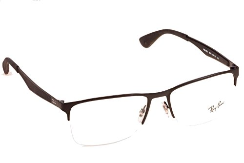 Eyeglasses Ray-Ban Vista RX 6335 2503 MATTE BLACK