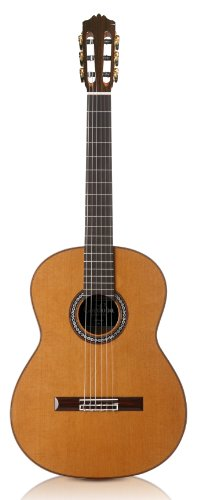 Handmade Arch Top Guitars (Cordoba C10 CD Acoustic Nylon String Classical Guitar)